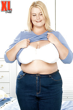 Chubby Office Bra-buster